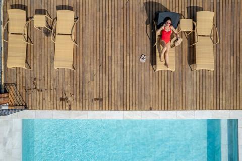 THALASSO CLINIC & HOTEL - AEREAS PISCINA
